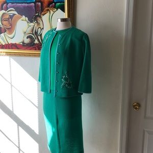 1960s Three Piece Vintage Suit
